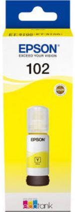 Tinteiro Epson 102 EcoTank 70ml Amarelo