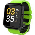 Smartwatch FitGo FW15 Square Verde / Preto