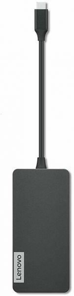 Docking Station Lenovo Travel Hub 7 em 1 com USB-C / HDMI / SD/TF