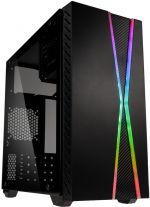 Caixa Micro-ATX Kolink Inspire K3 ARGB Vidro Temperado