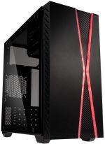 Caixa Micro-ATX Kolink Inspire K3 RGB Vidro Temperado