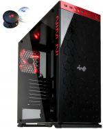 Caixa ATX In Win 805 Design Vermelho
