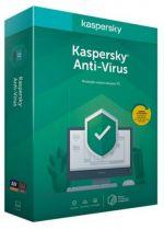 Kaspersky Anti-Virus 2020 (3U/1 Ano) Renovação