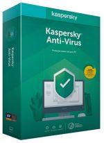 Kaspersky Anti-Virus 2020 (3U/1 Ano)