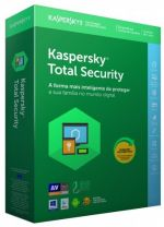 Kaspersky Total Security 2018/2019 (3U/1 Ano)