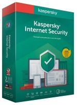 Kaspersky Internet Security 2020 MD (3U/1 Ano)