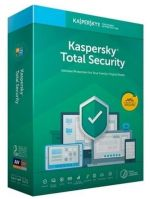 Kaspersky Total Security 2020 (3U/1 Ano)