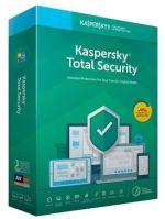 Kaspersky Total Security 2020 (5U/1 Ano)