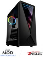 Computador King Mod Gamer ASUS R5 16GB 512GB GTX 1660 SUPER