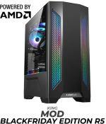 Computador King Mod BlackFriday Edition R5 16GB 512GB RX 5600XT [Ltd Edition]