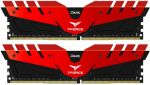 Team Group Kit 16GB (2 x 8GB) DDR4 3000MHz Dark Red