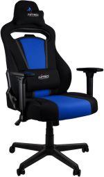 Cadeira Nitro Concept E250 Gaming Preta / Azul