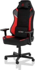 Cadeira Nitro Concepts X1000 Gaming Preta / Vermelha