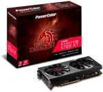 Gráfica PowerColor Radeon RX 5700 XT Red Dragon 8GB GD6