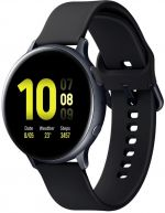 Smartwatch Samsung Galaxy Watch Active 2 44mm Preto Aço