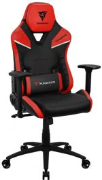 Cadeira Pro-Gaming ThunderX3 TC5 Ember Red (suporta até 150kg)