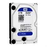 Disco Western Digital Blue 2TB 5400rpm 64MB SATA III