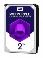Disco Western Digital Purple 2TB 5400rpm 64MB SATA III