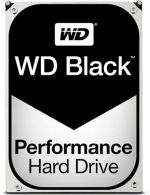 Disco Western Digital Black 4TB 7200rpm 128MB SATA III
