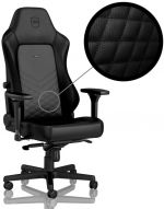 Cadeira noblechairs HERO PU Leather Preto