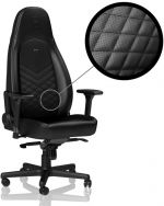 Cadeira noblechairs ICON PU Leather Preto