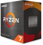 Processador AMD Ryzen 7 5800X 8-Core (3.8GHz-4.7GHz) 36MB AM4