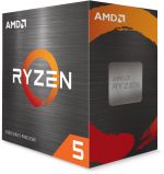 Processador AMD Ryzen 5 5600X 6-Core (3.7GHz-4.6GHz) 35MB AM4