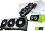Gráfica MSI GeForce® RTX 3080 SUPRIM X 10G