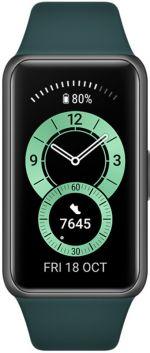 Smartband Huawei Band 6 Verde