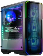 Caixa E-ATX BitFenix Enso Mesh RGB Preto Vidro Temperado