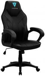 Cadeira Gaming ThunderX3 EC1 - Preto/Preto