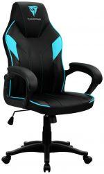 Cadeira Gaming ThunderX3 EC1 - Preto/Turquesa