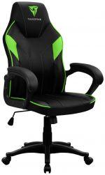 Cadeira Gaming ThunderX3 EC1 - Preto/Verde