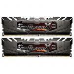 G.Skill Kit 16GB (2 x 8GB) DDR4 3200MHz FlareX Ryzen CL16 Preto