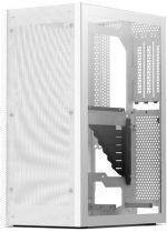Caixa Mini-ITX ssupd Meshlicious Branco
