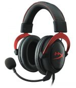Auscultadores HyperX Cloud II Red