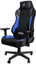 Cadeira Nitro Concepts X1000 Gaming Preta / Azul
