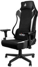 Cadeira Nitro Concepts X1000 Gaming Preta / Branca