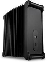 Caixa Mini-ITX Streacom DB1 Preto