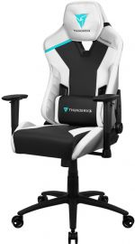 Cadeira Pro-Gaming ThunderX3 TC5 Artic White (suporta até 150kg)