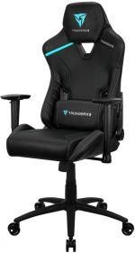 Cadeira Pro-Gaming ThunderX3 TC5 Jet Black (suporta até 150kg)