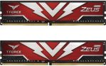 Team Group Kit 16GB (2 x 8GB) DDR4 3200MHz Zeus CL16