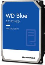 Disco Western Digital Blue 6TB 5400rpm 256MB SATA III