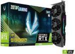Gráfica ZOTAC GeForce® RTX 3090 Trinity OC 24GB GD6X